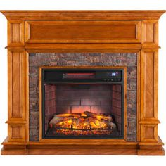 infrared fireplaces - Google Search