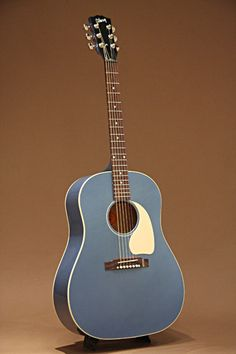 This is the one I'll get you one day! Gibson J-45 Pelham Blue (2013) : Limited Run of 75. This is gorgeous