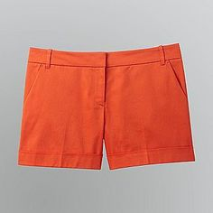 Women's Contemporary Fit Cuffed Shorts- Attention-Clothing-Women's-Shorts & Capris ($1-20) - Svpply