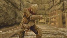 ArtStation - Beyond Skyrim - Foresters' Blades, Mia Cain Elder Scrolls Morrowind, Skyrim, Blade, Llamas