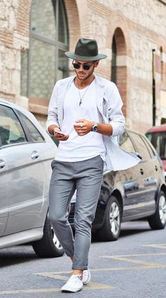 Men's Casual Inspiration - check out these men's outfits!