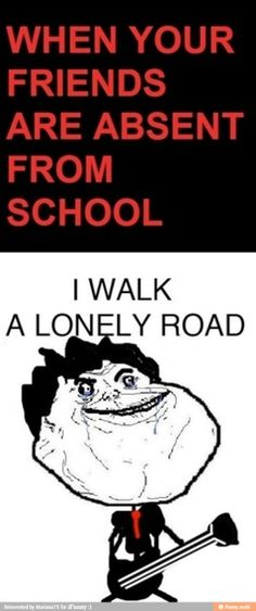 I walk a boulevard of broken dreams...