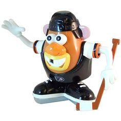 NHL Philadelphia Flyers Mr. Potato Head