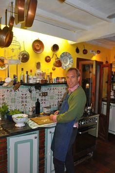Chefkoch Tuscany, Cooking, Tuscany Italy