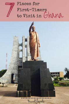 Here are 7 places you should definitely visit while in Ghana!  @michaelOXOXO @JonXOXOXO @emmaruthXOXO  #MAGICALGHANA