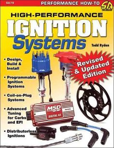 basic car parts diagram ignition system overview automotive high performance ignition systems design build install
