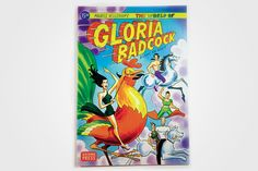 the world of gloria badcock - maurice vellekoop, 2011 [koyama press images + website]