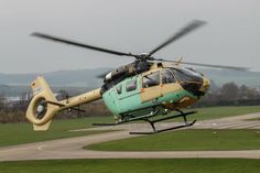 Successful first flight of Airbus Helicopters' EC645 T2 | Vertical Magazine - The Pulse of the Helicopter Industry