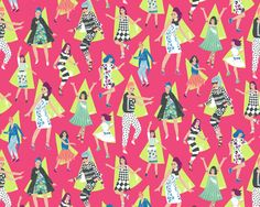 Wrap magazine mini mag for VBS, Japan by Harriet Taylor Seed, via Behance