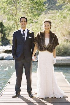 supremely stylish bride and groom captured by BraedonsBlog.com
