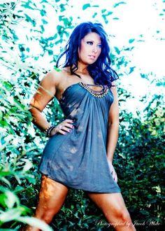 The insanely beautiful Chivette: Kayla Manthey