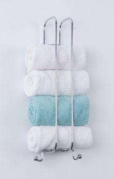 Moderner+Draht-Handtuchhalter+für+Ihr+Gäste-WC++von+Design+Manufaktur+Inh.+Niklas+Brinkmann+auf+DaWanda.com