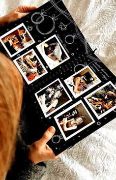 Альбом для вырезок 80 страниц Фотоальбом Крафт Бумага DIY | Etsy Birthday Gifts For Boyfriend Diy, Cute Boyfriend Gifts, Friend Birthday Gifts, Diy Birthday, Handmade Birthday Gifts, Album Journal, Bullet Journal Books, Scrapbook Journal, Album Photo Scrapbooking