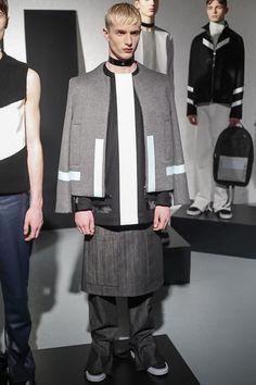 Fashion East Menswear Installations Menswear Fall Winter 2014 London - NOWFASHION