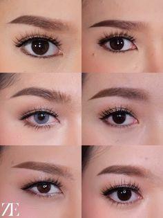 การแต่งหน้า Hooded Eye Makeup, Hooded Eyes, Asian Makeup Before And After, Makeup Inspo, Your Skin, Makeup Looks, Make Up, Face Beat, Bts