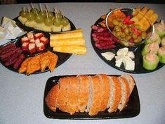 Szybkie przekąski do wina Sushi, Ethnic Recipes, Food, Meal, Essen, Sushi Rolls