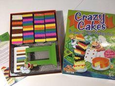 Fat Brain Toys Crazy Cakes Lernspiel Reaktion Wahrnehmung, 14€