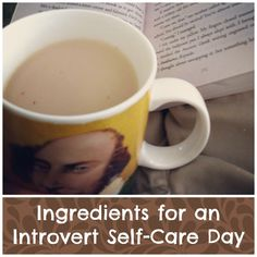 Ingredients for an Introvert Self-Care Day - sandrapeoples.com