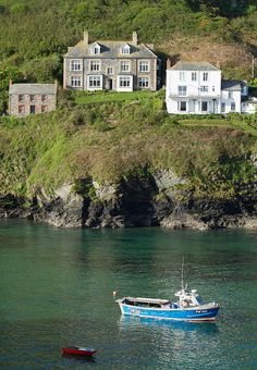 Port Isaac, Cornwall - Doc Martin - Portwenn