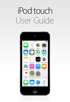 iPod touch User Guide for iOS 8.4 - Apple Inc. | Computers...: iPod touch User Guide for iOS 8.4 - Apple Inc. | Computers… #Computers