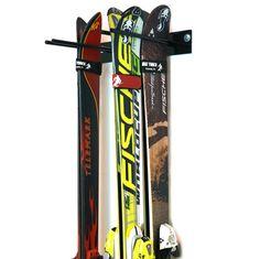 Compact Ski Storage| 4 Ski Rack