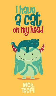 CAT-ON-MY-HEAD
