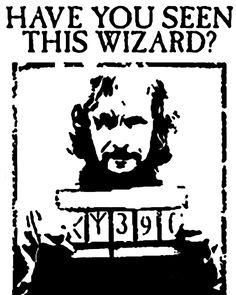 harry potter stencil - Google Search