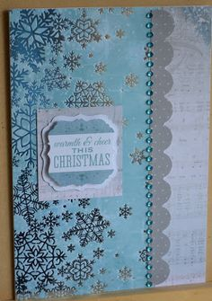 SCRAPBOOKIT: Silver Bells - A Touch of Christmas!
