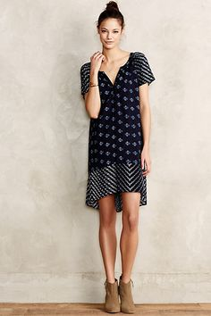 Sayuri Tunic #anthropologie #anthrofave