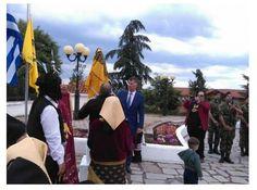 e-Pontos.gr: Αποκαλυπτήρια μνημείου στην Πηγαδίτσα, αφιερωμένο ...
