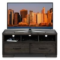 Hayden Tv Stand Slate Contemporary Tv Stands Home