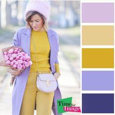 """Combinaciones-Moda Учись сочетать трендовые цвета гармонично с другими цветами и создавай стильный образ . Рубрика """"Сочетание цветов"""" тебе в этом поможет! Спасибо за лайки ❤ Бизнес курсы шитья TERROUS и Арина @terrous2015 #обучениешитьюпоскайпу #сочетаниецветов"""