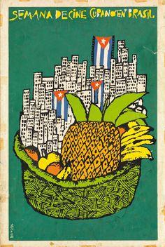 BACHS, 1986 // Le locandine dei film nella Cuba della rivoluzione - Il Post