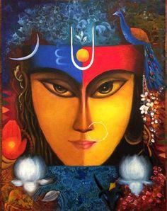 Shiva Paintings, Mahadev Paintings, Kailash Paintings