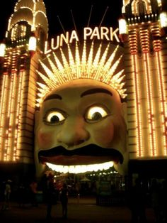 luna park. I just got today's Groupon for a day of unlimited rides here!