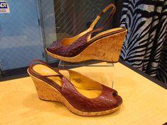 Shoes - U.BE.U. FASHION  Mossimo Brown Wedges ~ Size 8 $29.00