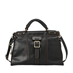 7b1ab1d757f8 Fossil Vintage Revival Satchel (i want it in brick red)