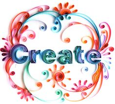 """""""Create"""" with paper"""