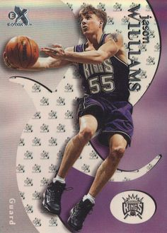 Man I hated the Kings but Jason Williams was an entertaining PG..