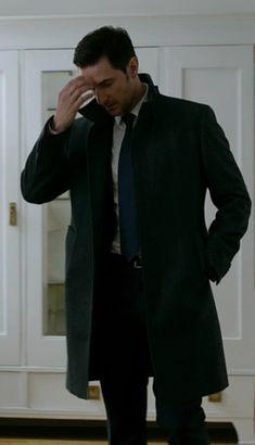 Richard Armitage as Daniel Miller in Berlin Station (2016)S1 Ep 5