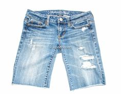 Low Rised Shorts American Eagle Low Rise Vintage by Vonzdenim, $30.00