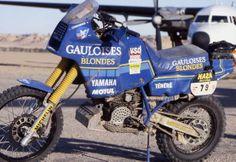 Dakar 1986 Yamaha 660 Tenere