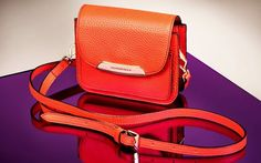 Brighten up your summer with a bold crossbody bag from Burberry