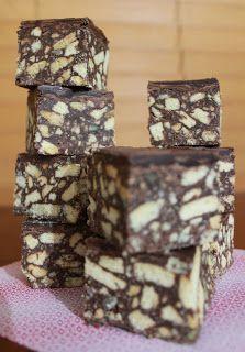 The Sweet Baking Project: Hedgehog Slice
