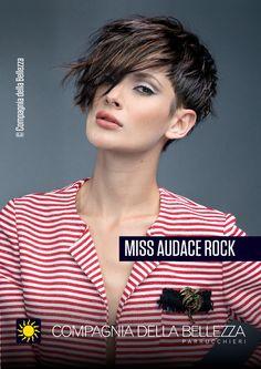 Miss Audace Rock - Compagnia della Bellezza