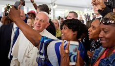 Amid Pope Francis' first-ever visit to the U.S. this week, some analysts are digging into the books to note the amount of money the American government doles out to Catholic charities every year. (Associated Press)