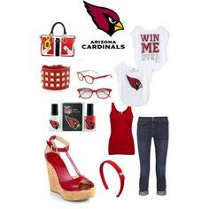 Arizona Cardinals #CardsCamp attire.  #AZCardinals  Cardinals Football Club @AZCardscheer #AZCC