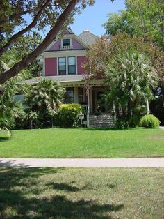 Redlands, California ~ a town with many lovely Victorian homes