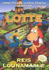 Lotte Nepaprasta kelionė / Lotte's Journey South (2000)-Žiūrėti Online