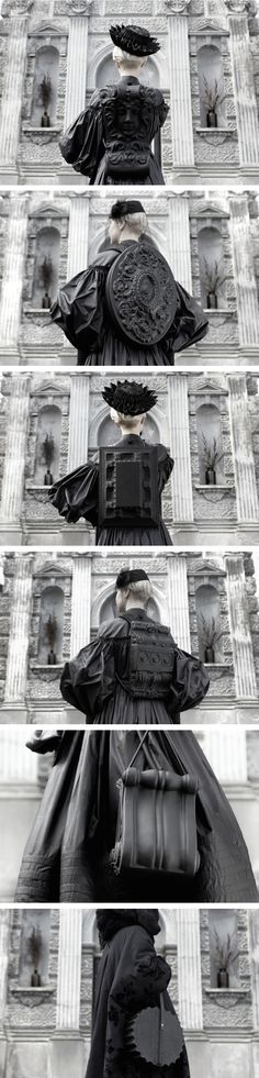 Konstantin Kofta - Drama, Collection of Baroque Architecture Bags